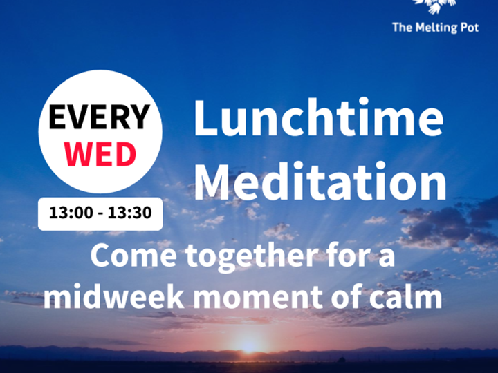 Lunchtime Meditation