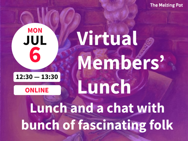 Virtual Members' Lunch