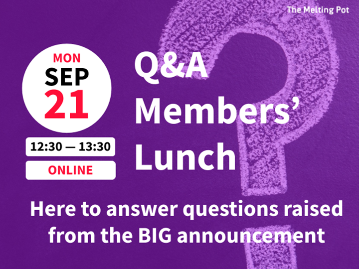 Q&A Members' Lunch
