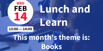 Lunch & Learn - Books