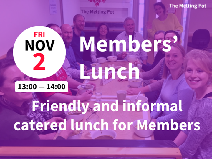 Members' Lunch