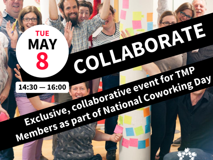 Collaborate - part of National Coworking Day
