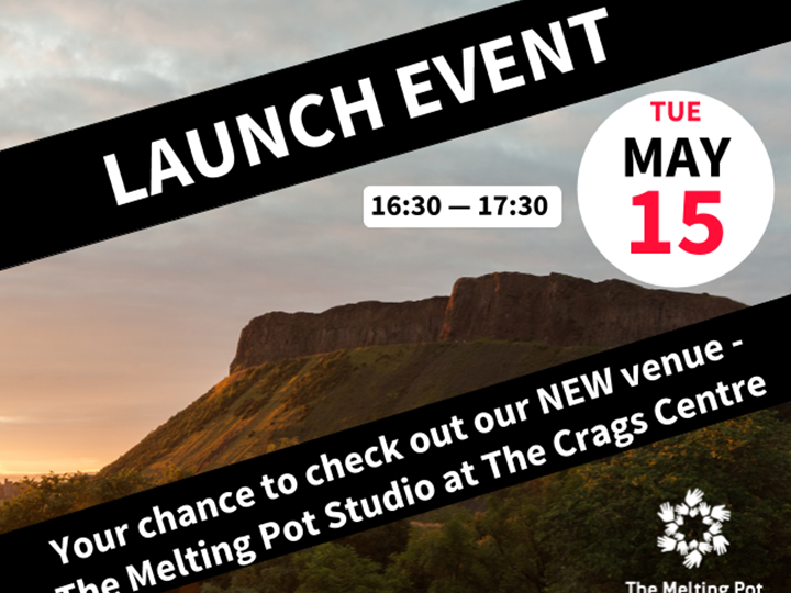 Launch Event - The Studio at The Crags Centre