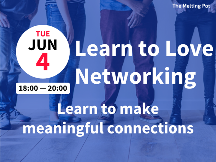 Learn to Love Networking