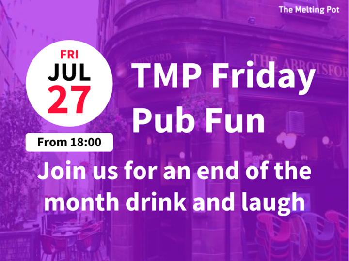 TMP Friday Pub Fun