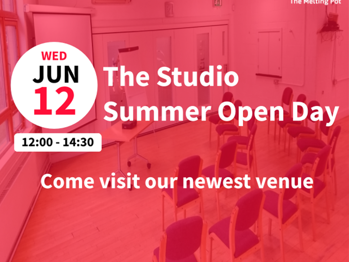 The Studio Summer Open Day