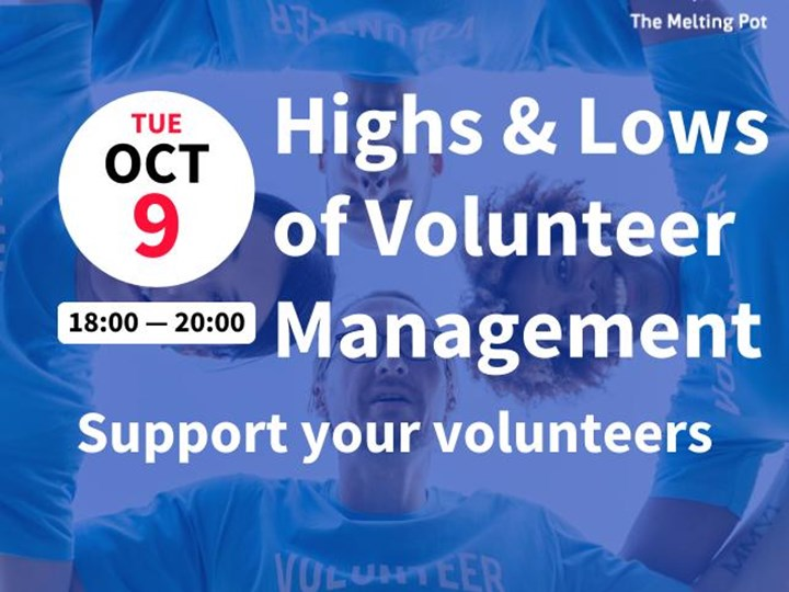 Highs and Lows of Volunteer Management