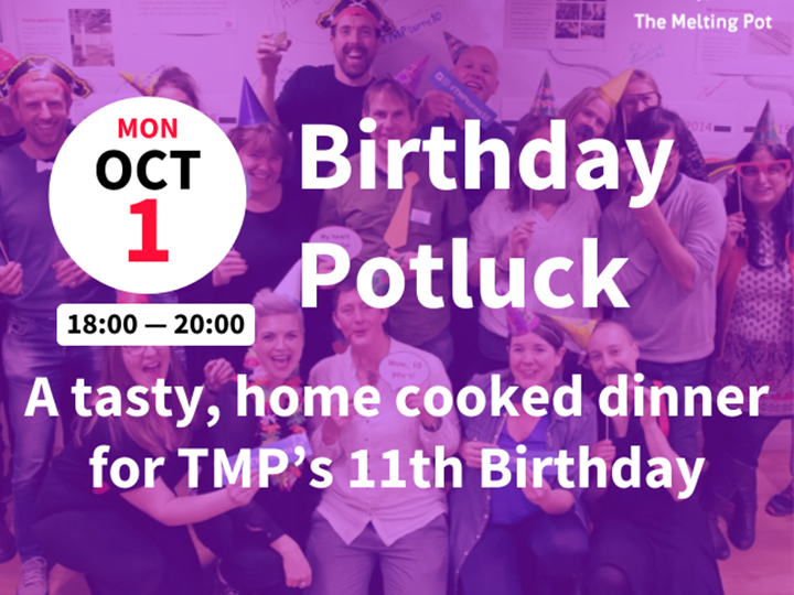 Birthday Pot Luck